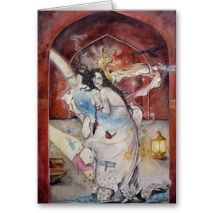 Maya, Goddess of Illusion
