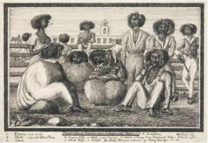 Cabrogal tribe - 1843